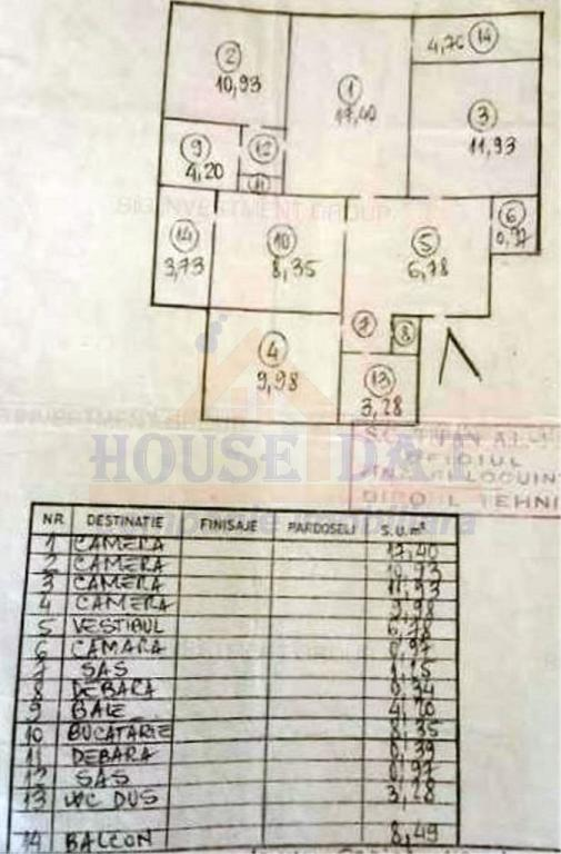 vanzare apartament 4 camere Vitan, vanzare 4 camere Mihai Bravu, decomandat, partial, complet, mobilat, utilat, grup sanitar, mall vitan, mall bucuresti, central, comun, superb, Bucuresti,