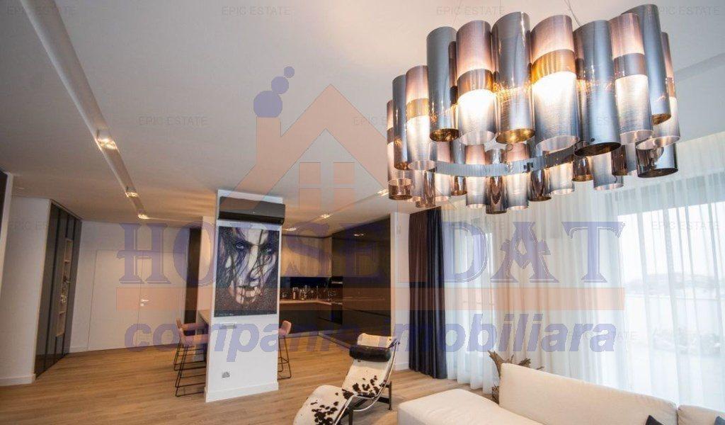 penthouse 4 camere Voluntari, vila , 340000 euro